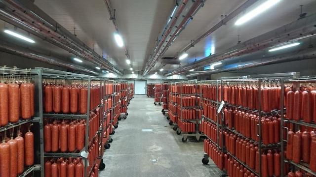 Nuestro distribuidor de Bielorrusia escribió de Mauting
