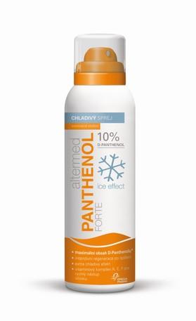 Altermed  PANTHENOL forte 10% ICE EFFECT sprej