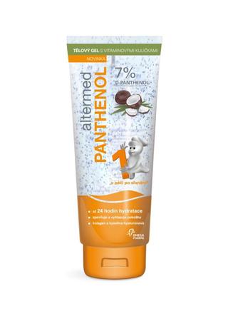 Altermed PANTHENOL 7% tělový gel s vitaminovými kuličkami