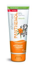 Altermed PANTHENOL 9% telové mlieko s rakytníkom