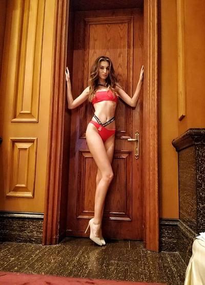 Vítězka Look Bella 2015 Markéta Konopásková vyhrála v Číně - World Super Model 2017