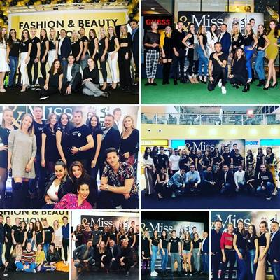 15. vol of the prestigious beauty contestMISS & MR. LOOK BELLA 2018 - castings are behind us now