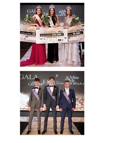 WE ALREADY KNOW WINNERS OF MISS & MR. LOOK BELLA 2018!