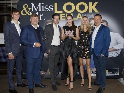 Tisková konference k zahájení 16. ročníku Miss & Mr. Look Bella 2019