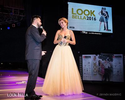 Finále Look Bella 2016 - Laser Show Hall Brno