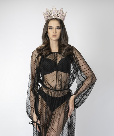 I. Vicemiss Look Bella 2019 Tereza Bohuslavová získala světový titul Miss Tourism Global 2020/21!