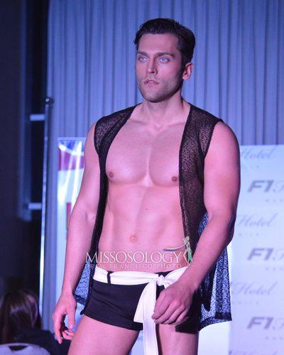 V únoru bude na Filipínách zvolen nejkrásnější muž světa - ČR reprezentuje Jan Potočný Mister Look Bella World 2019