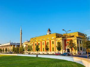 Albánie - Tirana