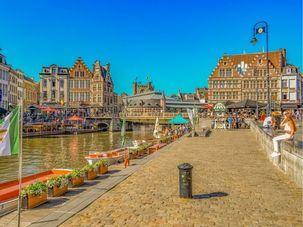 Belgie - Gent