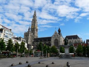 Belgie - Antverpy