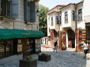 Bulharsko - Plovdiv