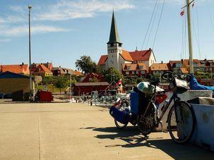 Dánsko - Rønne