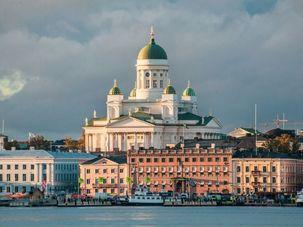 Finsko - Helsinky