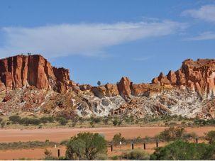 Austrálie - Alice Springs