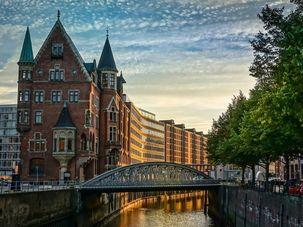 Německo - Hamburk