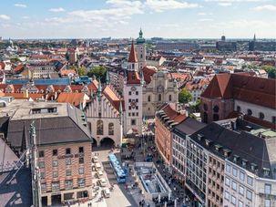 Německo - Mnichov