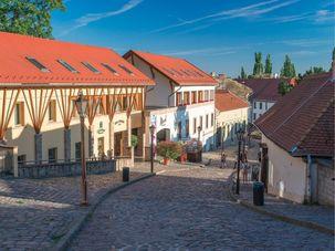 Maďarsko - Eger