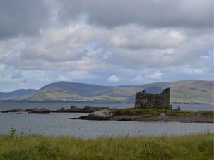 Irsko - irský východ