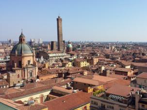 Itálie - Boloňa