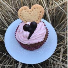 Perníčkové cupcakes
