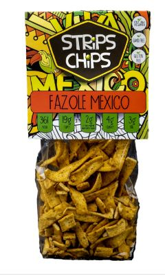 Strips Chips FAZOLE MEXIKO 80 g