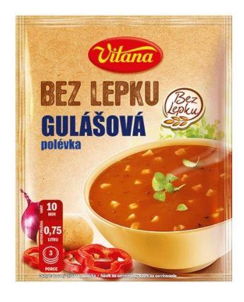polévka GULÁŠOVÁ Vitana 60 g