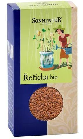Semínka ŘEŘICHA BIO k nakličování 120 g