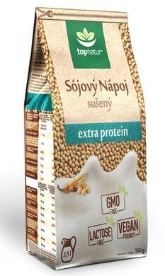 Sójový nápoj sušený extra protein - Topnatur 350 g