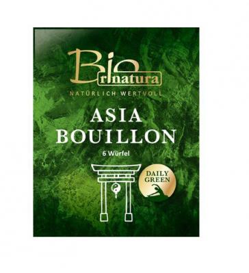 bujón zeleninový ASIA BIO Rinatura kostky 54 g
