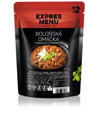 Boloňská omáčka EXPRES MENU 600 g
