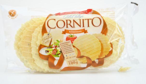 Oplatky CORNITO slané s příchutí kmínu 100g
