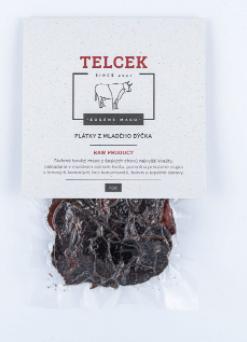 Sušené maso TELCEK hovězí 25 g