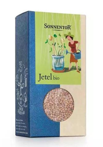 Semínka JETEL BIO k nakličování 120 g