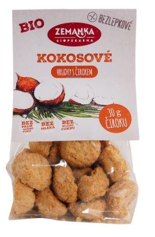 Sušenky bezlepkové kokosové s čirokem Bio 100g