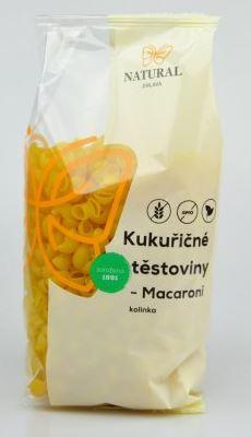 Těstoviny kukuřičné KOLÍNKA 300 g