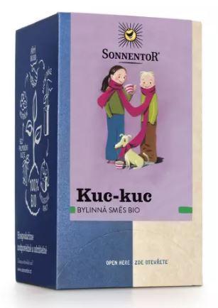 Čaj KUC-KUC bio porcovaný 27 g