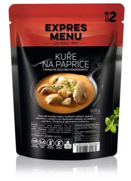 Kuře na paprice EXPRES MENU 600 g