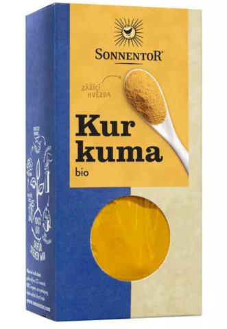 Koření KURKUMA bio 40 g