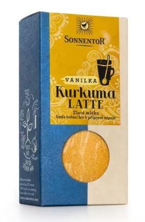 Kurkuma Latte s vanilkou BIO 60 g