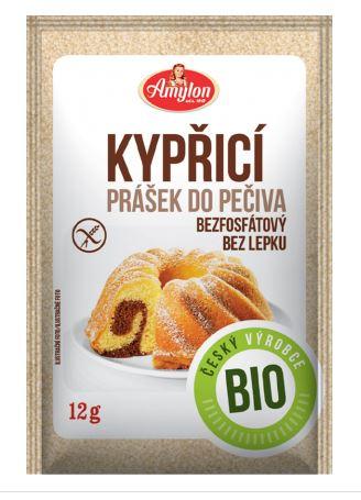 kypřící prášek do pečiva AMYLON BIO 12 g
