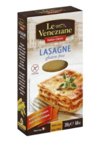 těstoviny LE VENEZIANE Lasagne 250 g