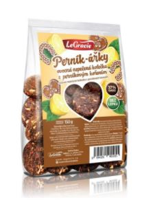 Sušenky ovocné nepečené Perník-ářky 150 g