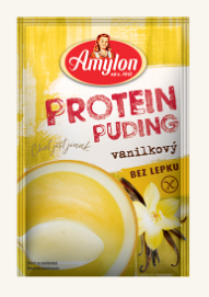 puding vanilkový PROTEIN 45 g