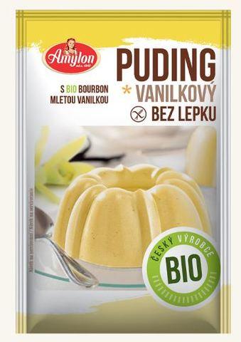 puding vanilkový BIO AMYLON 40 g