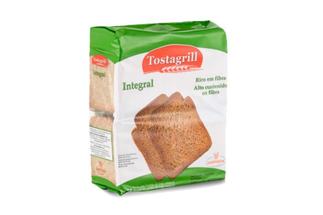 Celozrnné pšeničné suchary - Tostagrill 225g
