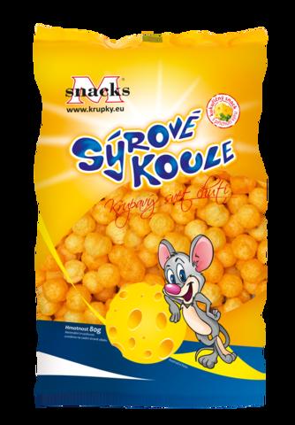 Sýrové koule