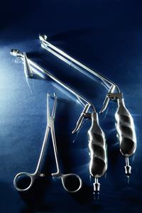 Nerezový podtlakový ligátor