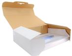 Poštovní krabice pro jednoduché složení