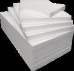 Zakázková výroba polystyrenových tabulí